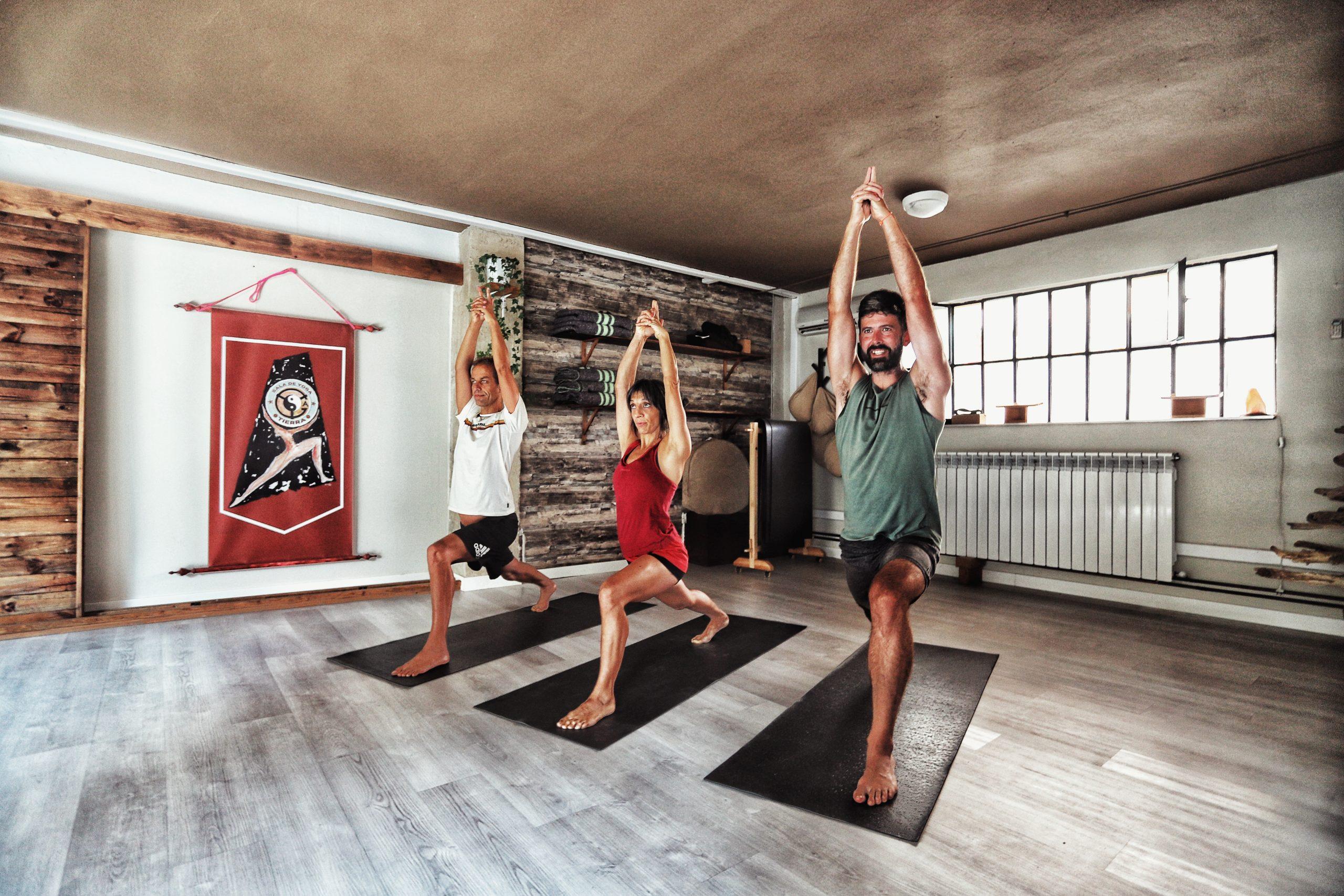 Curso de profesor de yoga en santander